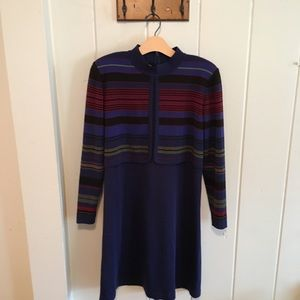 Vintage Liz Claiborne dresses wool dress